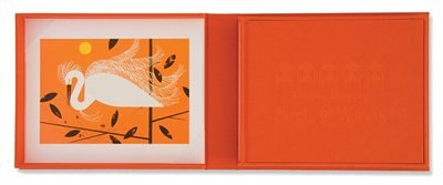 Charles Harper's Birds & Words: W/ Snowy Egret Print