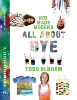 Book All About Dye by Todd Oldham