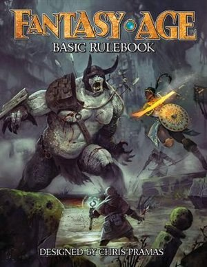 Fantasy Age Basic Rulebook by Chris Pramas