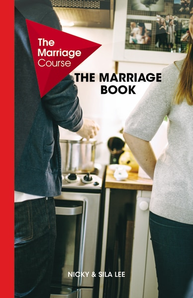 The Marriage Book by Nicky Lee