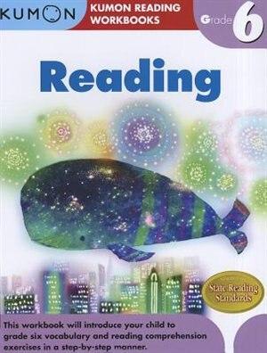 Grade 6 Reading by Kumon