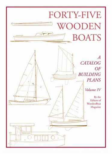 Forty Five Wooden Boats