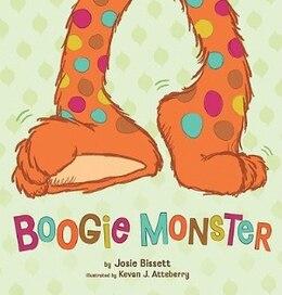 Book Boogie Monster by Josie Bissett