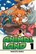 Animal Land 1 by Makoto Raiku