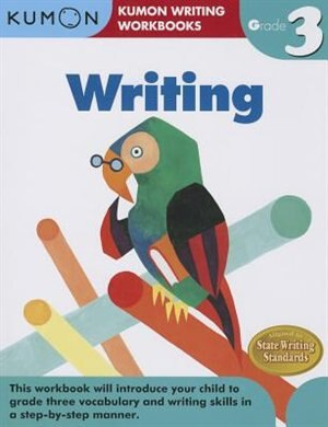 Grade 3 Writing by Kumon