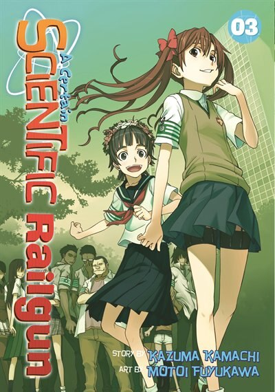 A Certain Scientific Railgun Vol. 3 by Kazuma Kamachi