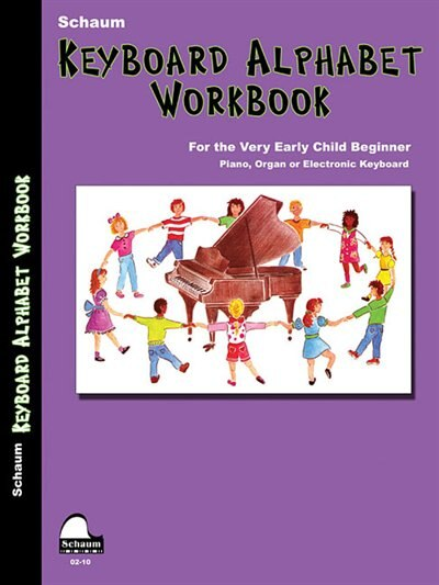 Keyboard Alphabet Workbook: Pre-primer Level Very Early Elementary Level by Sue Pennington