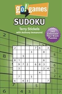 Go!games Sudoku: 240 Entertain Your Brain Puzzles