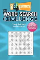 Go!games The Word Search Challenge: 188 Entertain Your Brain Puzzles