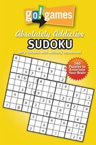 Go!Games Absolutely Addictive Sudoku: 240 Puzzles to Entertain Your Brain