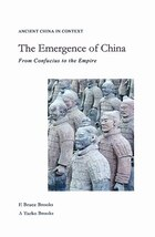 The Emergence of China: From Confucius to the Empire