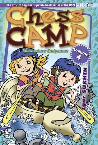 Chess Camp: Elementary Endgames, Vol 4 by Igor Sukhin