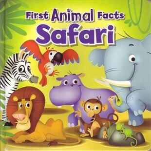 1ST ANIMAL FACTS SAFARI