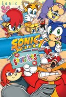 Sonic Select Book 5