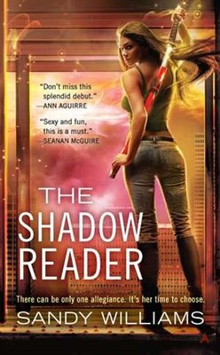Book The Shadow Reader by Sandy Williams