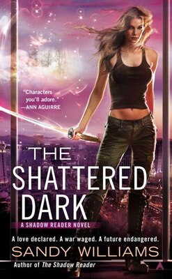 Book The Shattered Dark by Sandy Williams