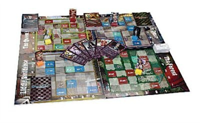 Wonderland: The Board Game by Joe Brusha