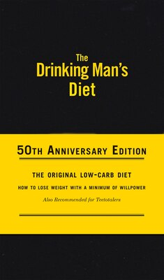 Book The Drinking Man's Diet: 50th Anniversary Edition by Robert Cameron