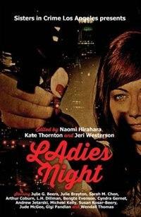 Ladies' Night by Naomi Hirahara