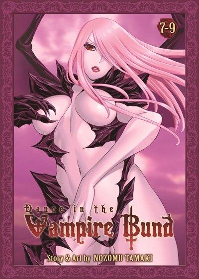 Dance in the Vampire Bund Omnibus 3 by Nozomu Tamaki