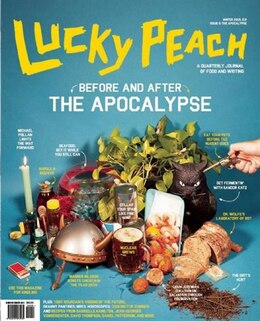 Book Lucky Peach, Issue 6 by David Chang