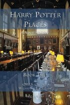 Harry Potter Places Book Two (color)-owls: Oxford Wizarding Locations