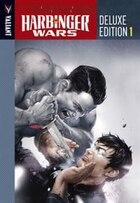 Harbinger Wars Deluxe Edition Volume 1
