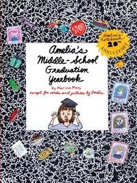 Amelia's Middle-school Graduation Yearbook