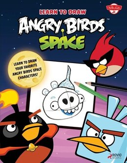 Book Learn to Draw Angry Birds Space: Learn to draw all of your favorite Angry Birds and those Bad… by Walter Foster Creative Team