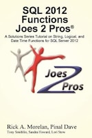 Sql 2012 Functions Joes 2 Pros®: A Solutions Series Tutorial On String, Logical, And Date Time…