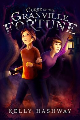 Book Curse Of The Granville Fortune by Kelly Hashway