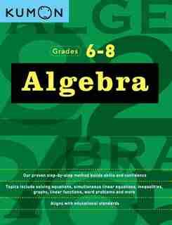 Algebra by Kumon