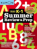 Summer Review And Prep K-1