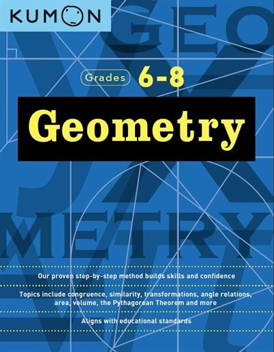 Geometry (Grades 6-8) by Kumon