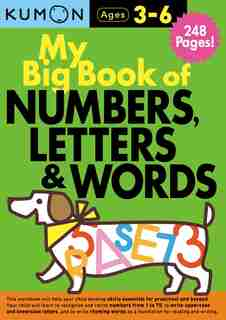 My Big Book Of Numbers, Letters & Words