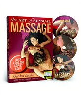 The Art of Sensual Massage + 3 DVDs