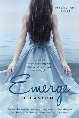 Book Emerge by Tobie Easton
