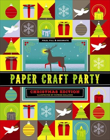 Christmas Paper Craft Party