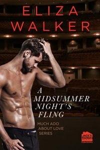 Book A Midsummer Night's Fling by Eliza Walker