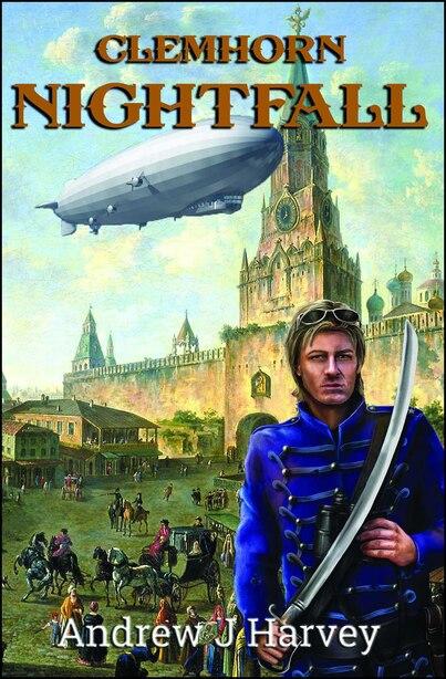 Nightfall by Andrew J Harvey