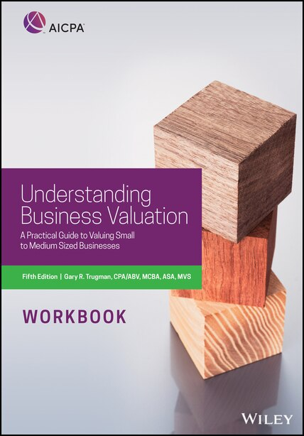 Understanding Business Valuation Workbook: A Practical Guide To Valuing Small To Medium Sized Businesses by Gary R. Trugman