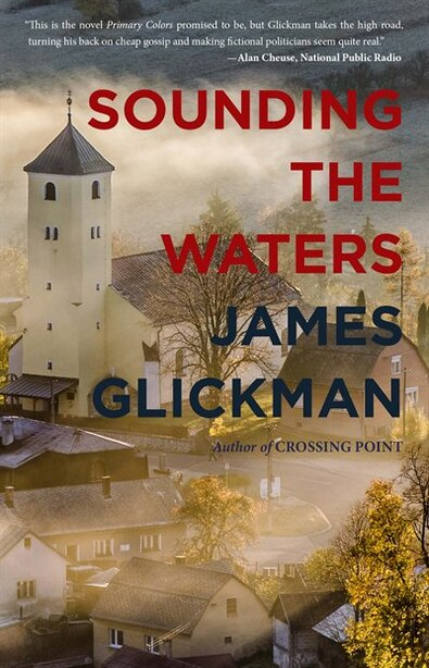 Sounding The Waters by James Glickman