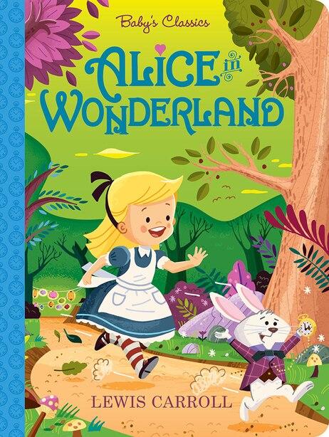 Alice In Wonderland by Greg Paprocki
