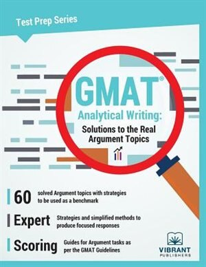gmat answers to the real essay questions paperback
