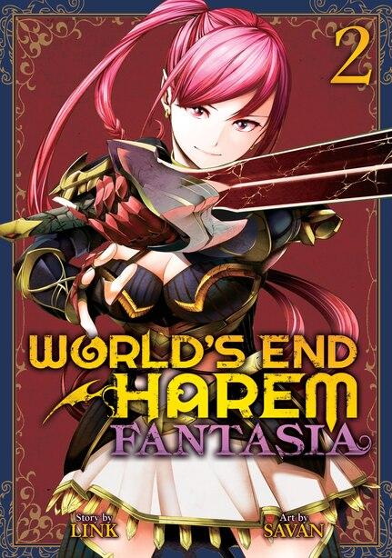World's End Harem: Fantasia, Vol. 2 by LINK