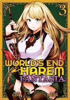 World's End Harem: Fantasia, Vol. 3
