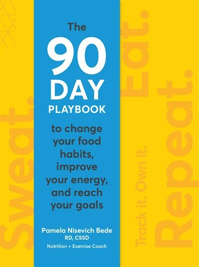 Sweat. Eat. Repeat.: A 90-day Playbook To Change Your Food Habits, Improve Your Energy, And Reach Your Goals by Nisevich Bede