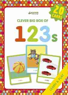 123s: Memory Flash Cards by Svetlana Clever Publishing