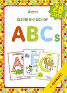 Abcs: Memory Flash Cards by Olga Clever Publishing