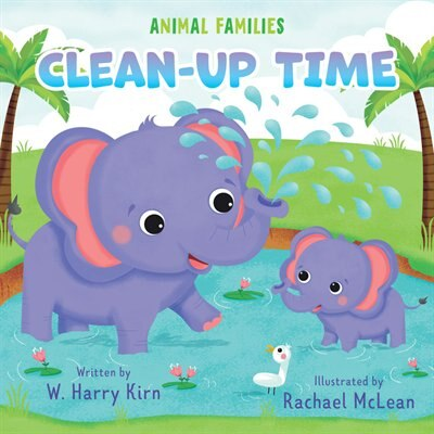 CLEANUP TIME by W. Harry Kirn